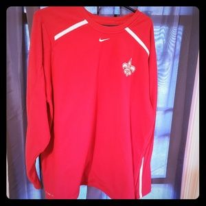 Nike thermal fit fleece pull over